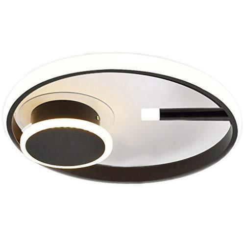 hsj WDX- Plafondlamp 40/50/60cmled plafondlamp ronde slaapkamer lamp Master slaapkamer licht plafond licht…