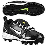 Nike Womens Unify Metal - Black/White - Size 11.5 415179-001-11.5