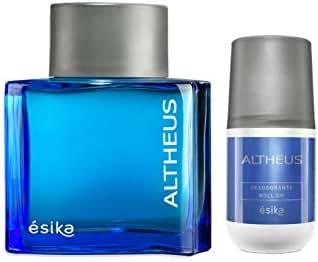 Altheus for Men Set by Esika, Eau de Toilette 3.4 fl. oz. and Antiperspirant Roll-On Deodorant 1.6 fl. oz.