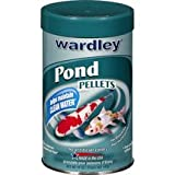 Hartz 00670 17 Oz Wardley® Pond™ Ten™ Floating Food Pellets