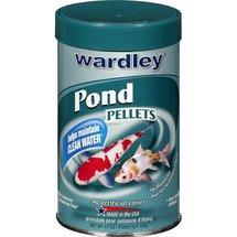 Hartz 00670 17 Oz Wardley® Pond™ Ten™ Floating Food Pellets