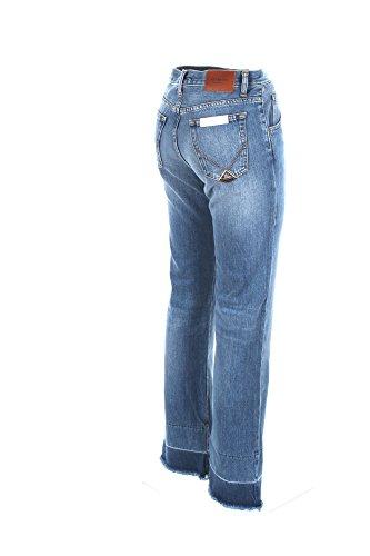 P18rnd038d2250468 Estate ROY Donna 2018 ROGER'S 31 Jeans Denim Primavera CCxAXwZqf