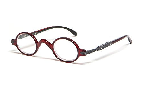 calabria-r314-unisex-vintage-professor-oval-reading-glasses-incredibly-lightweight-and-comfortable-i