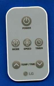 LG COV31214201 Remote Control