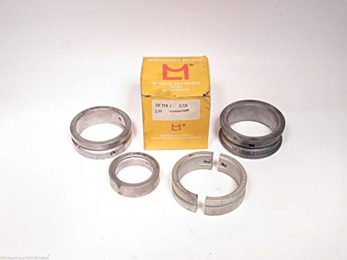 EPC Fits VW Beetle Transporter Fastback GHIA & Thing New Main Bearing Set BC-134J-.50mm ()