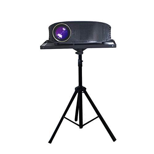 Qucking Light Pantalla de proyector con Soporte, proyector portátil ...