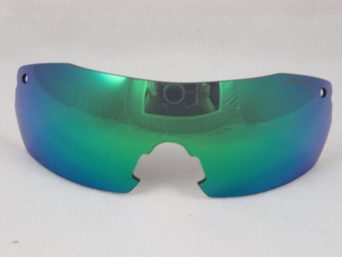 Smith VWMPC Pivlock V2 Max Lenses Replacement Sunglass Lenses, Green - Parts Sunglasses Replacement