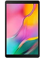 تابلت سامسونج جالاكسي تاب ايه T515 2019 - 10.1 بوصة، 32 جيجابايت، ذاكرة رام 2 جيجابايت، 4G LTE، اسود