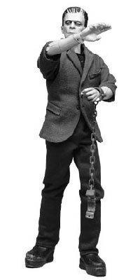 Frankenstein Boris Karloff Silver Screen Edition Universal Studios ()