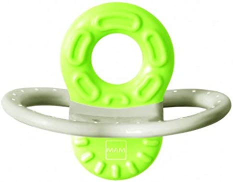 Baby Product 1pk Baby Product MAM Bite /& Relax Teether 2+months GREEN by MAM