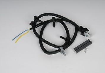 ACDelco 10340317 GM Original Equipment Front ABS Wheel Sd Sensor Wiring on