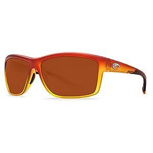 Costa Mag Bay Sunglasses Matte Sunset Fade / Copper 580P
