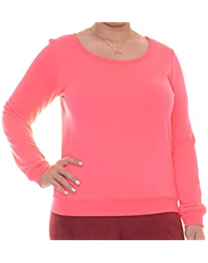Jessica Simpson The Warm Up Cutout Sweater Size L