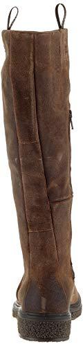 Botas cocoa Hybrid Brown Mujer Altas Crepetray Para 2482 Marrón Ecco L t8Uw1xWq