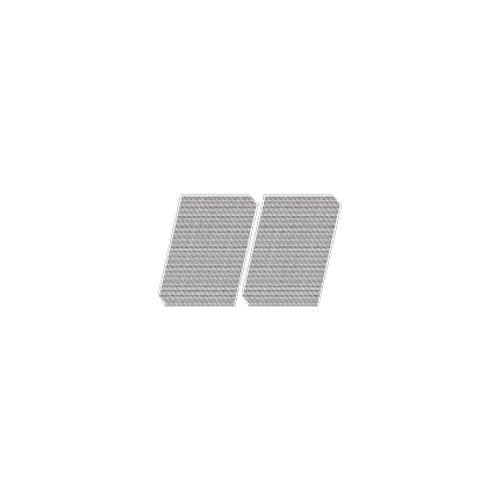 Music City Metals 53S12 Stamped Stainless Steel Cooking Grid Replacement for Gas Grill Model Sonoma PF30LP, Set of 2 by Music City Metals