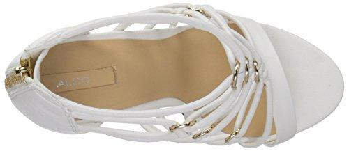 ALDO Womens Miramichi Dress Sandal White TmD1x
