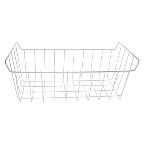 Proline pecho congelador cesta cajón rack (color blanco): Amazon ...