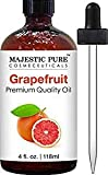 Grapefruit Essential Oil from Majestic Pure, 4 fl oz review