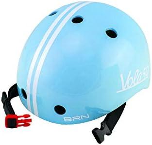 Vola 50 Brn, Casco Bicicleta para Bebe, 170gr (Azul, XXS 44-48cm ...