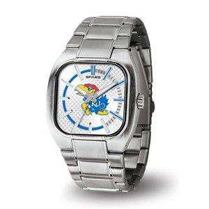 - NCAA Kansas Jayhawks Turbo Watch, Silver
