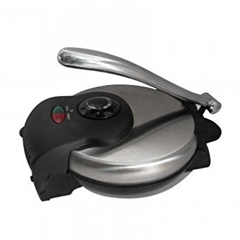 Brentwood Tortilla Maker Non Stick S/S Finish