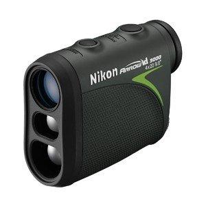 Nikon 16224 Arrow ID 3000 Bowhunting Laser Rangefinder by Nikon Sport Optics