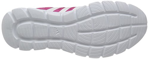 adidas Breeze 101 2 W, Zapatillas de Running para Mujer, Violeta Rosa / Blanco (Eqtros / Ftwbla / Sebrro)