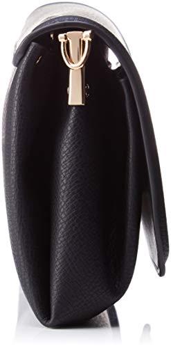 Dune Black L Enzie Pochettes 3x16x23 Noir cm femme W H x IpIrw7q