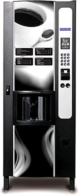 Selectivend HBM-4 Freeze Dry Coffee Vending Machine