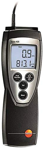 Testo 425 - Hot Wire Anemometer (Part Number 0560 4251)