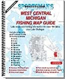 Michigan - West Central Fishing Map Guide, Sportsman's Connection, 1885010524