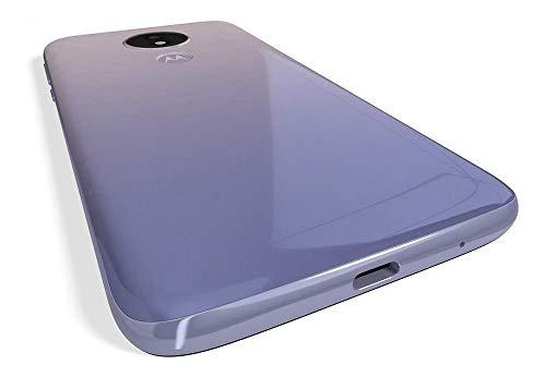 Motorola Moto G7 Power (64GB, 4GB RAM) Dual SIM 6.2 4G LTE (GSM Only) Factory Unlocked Smartphone International Model XT1955-2 No Warranty (Violet)