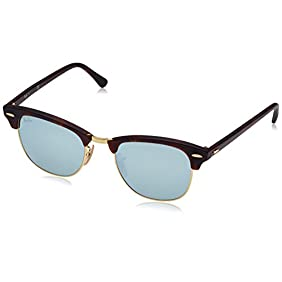 Ray-ban Womens Sunglasses One Size Silver