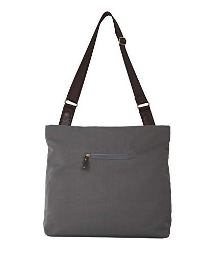 Jaycee - Two-way Messenger Bag | F18-11 (Pewter)
