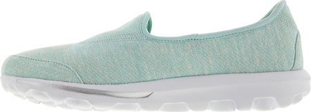 Mint Snapshot Slip On GoWalk Skechers Womens AwXnqE0Ap