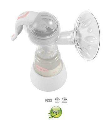 BPA Free Breast Pump Manual Sucker Silicone Massage Simple Manual Breast Pump by PONML (Image #8)