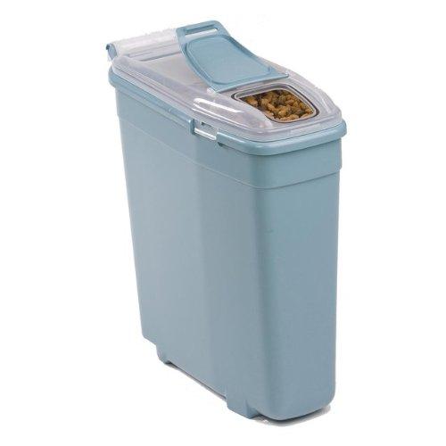 Pet Food Storage [Set of 4] Capacity: 10lbs