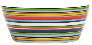 iittala Origo Dessert Bowls - Orange - Dessert Bowl Origo Iittala