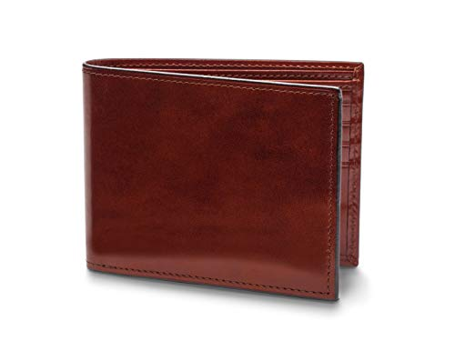 Bosca Old Leather Collection-Continental ID Wallet, Dark Brown