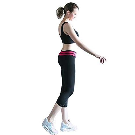 Amazon.com: CUSHY Fitness Yoga Pants Trousers Athletic Gym ...