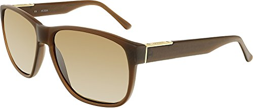 Guess Sunglasses - 6826 / Frame: Brown Lens: - Oversized Guess Sunglasses