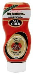 All Gold Tomato Sauce 500ml ()