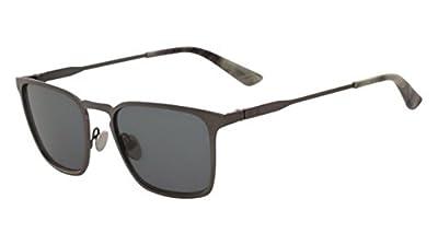 Sunglasses CALVIN KLEIN CK 8035 S 015 SATIN TITANIUM
