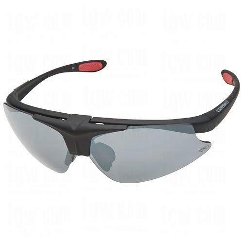 Rawlings Flip-Up Sunglasses Black Grey