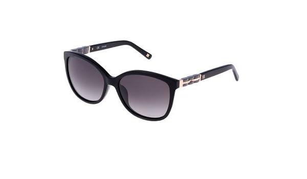 Gafas de Sol Mujer Escada SES343S 560700 Negro Cerrado ...