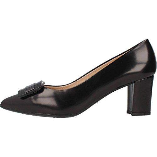 Color Marca Negro Negro Platino De Modelo Tacón Florentic Platino Zapatos Tacón 4Iqw7EE
