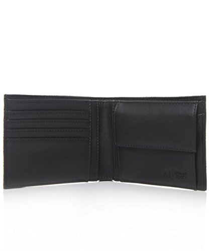 Armani Jeans Embossed Coin Wallet