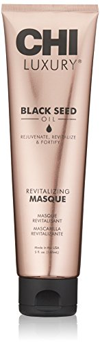 Revitalizing Hair Oil (CHI Luxury Black Seed Oil Revitalizing Masque, 5 Fl Oz)