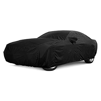 Xtrashield Custom Fit 100% Sunblock 1992-1999 E36 BMW 3 Series 318i 320i 323i 325i 328i M3 Car Cover 318 320 323 328 Black Covers: Automotive
