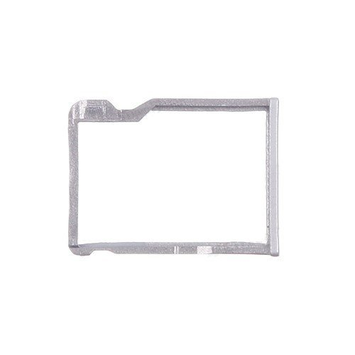 Smays SD Card Tray Replacement for HTC One M8 (Silver)